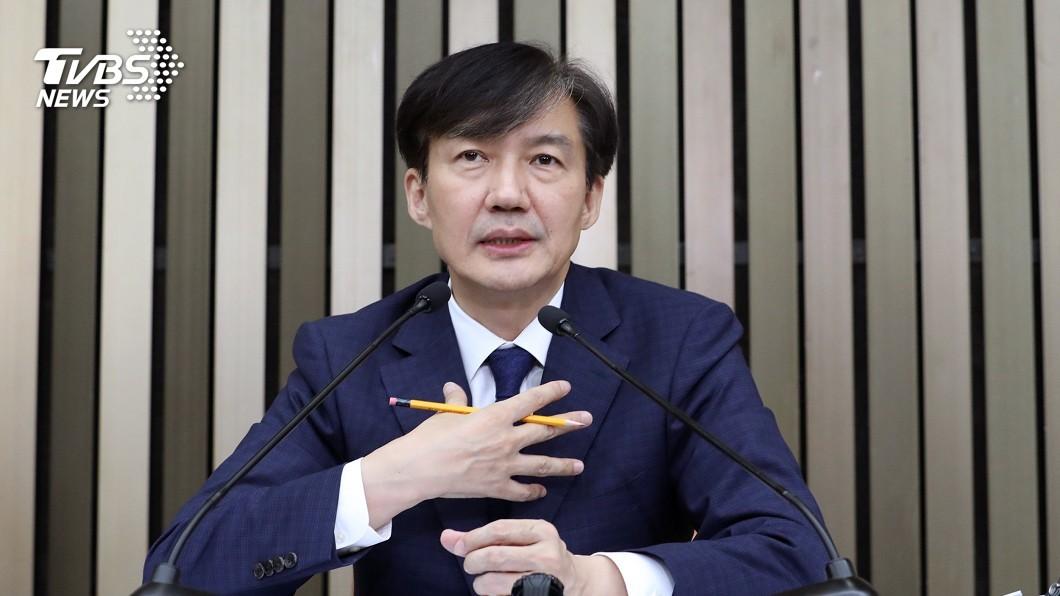 圖/達志影像美聯社 百萬南韓民眾上街抗議 要求法務部長曹國下台