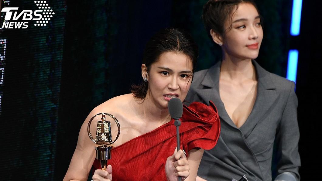 圖/三立電視提供 擠下謝瓊煖!《與惡》曾沛慈奪戲劇節目女配角獎