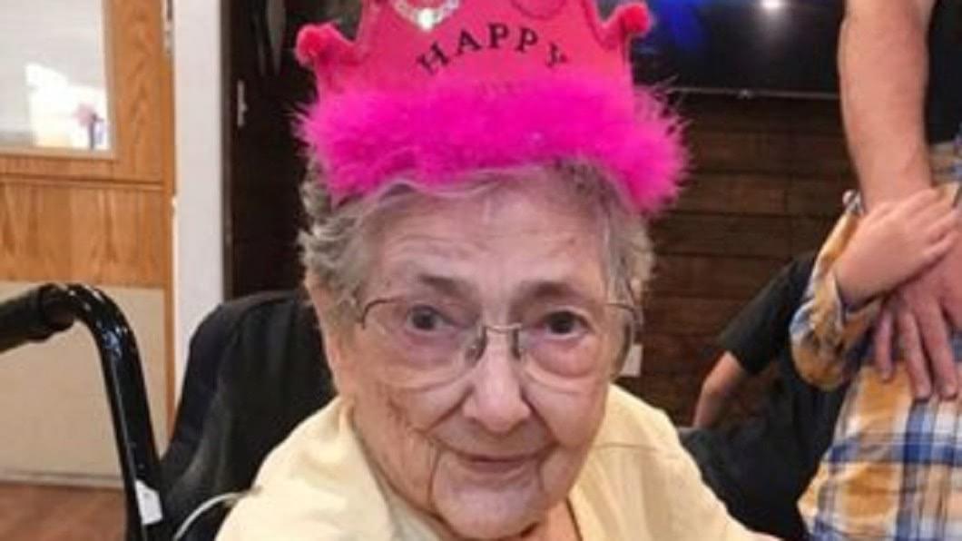 「器官轉位」的賓莉還能長壽活到99歲。圖/翻攝自IFLSCIENCE 醫生剖開大體秒傻眼 婦人器官全「相反」
