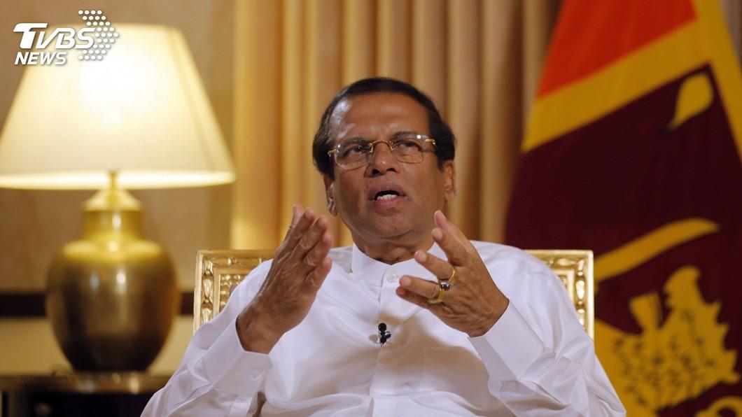 圖/達志影像美聯社 斯里蘭卡政治世家推2人參選 總統放棄拚連任