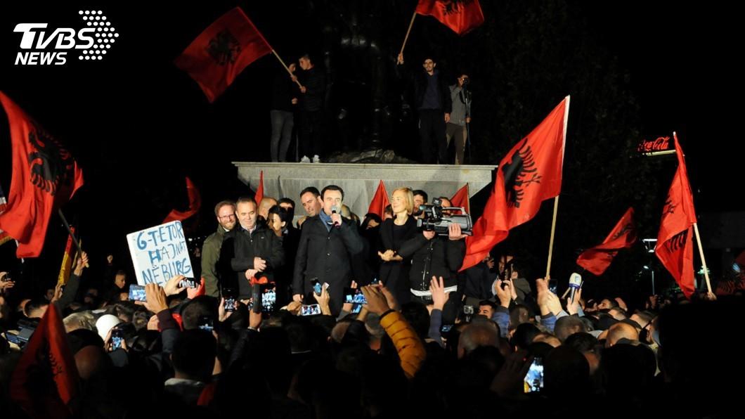 圖/達志影像路透社 科索沃國會選舉變天 反對黨料將籌組聯合政府