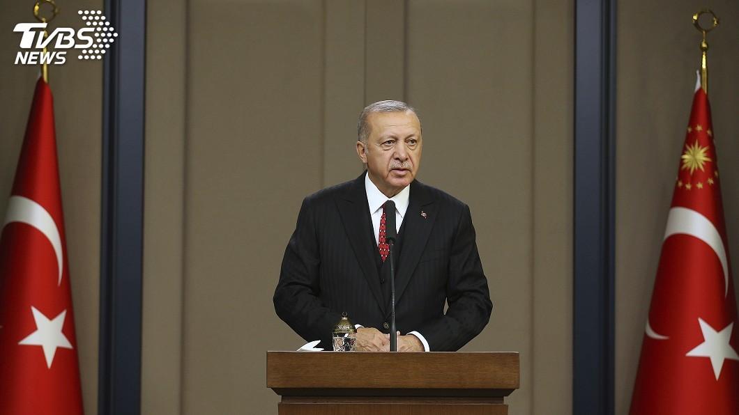 圖/達志影像美聯社 土耳其即將出兵 艾爾段:駐敘美軍開始撤離