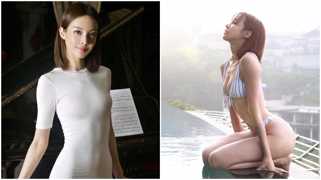 30歲馬來西亞鋼琴家李元玲,有「鋼琴女神」、「真人版娜美」美譽。圖/翻攝自李元玲IG 諷「超過M號就是胖」惹網怒 躲5天!鋼琴女神發聲了
