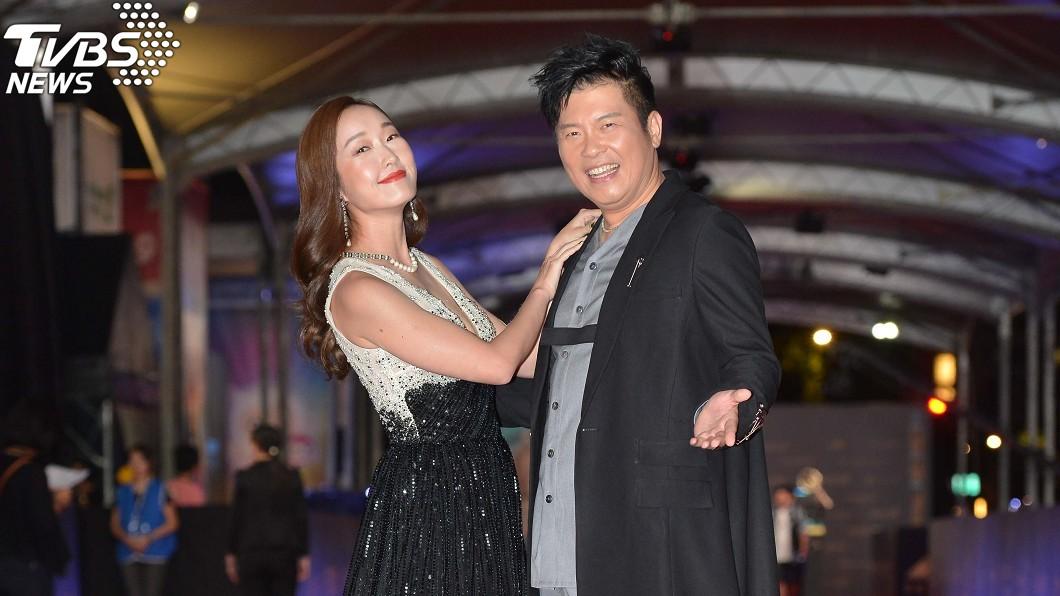 曾國城今年和巴鈺憑著《一袋女王》入圍金鐘獎綜藝節目主持人獎,卻和獎項擦身而過。(圖/三立電視提供)