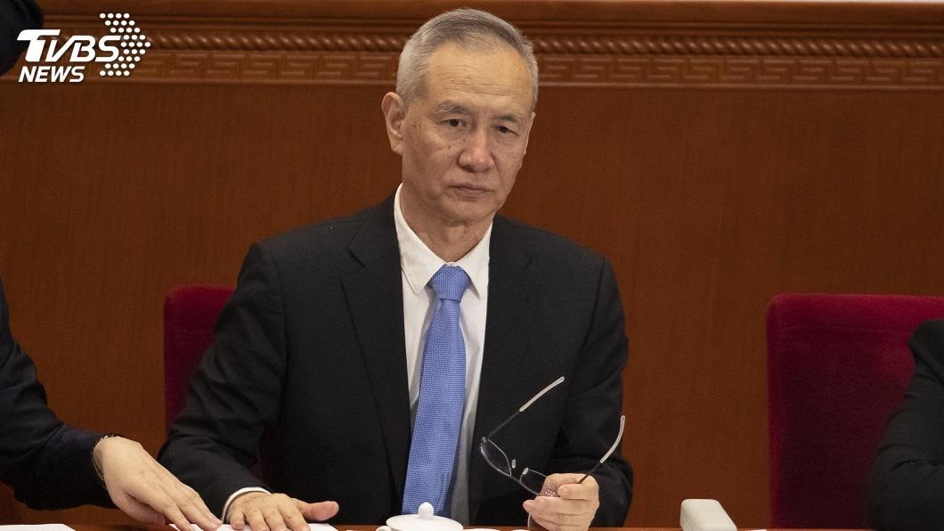 圖/TVBS 貿談前高舉人權 美列黑名單.提港當籌碼