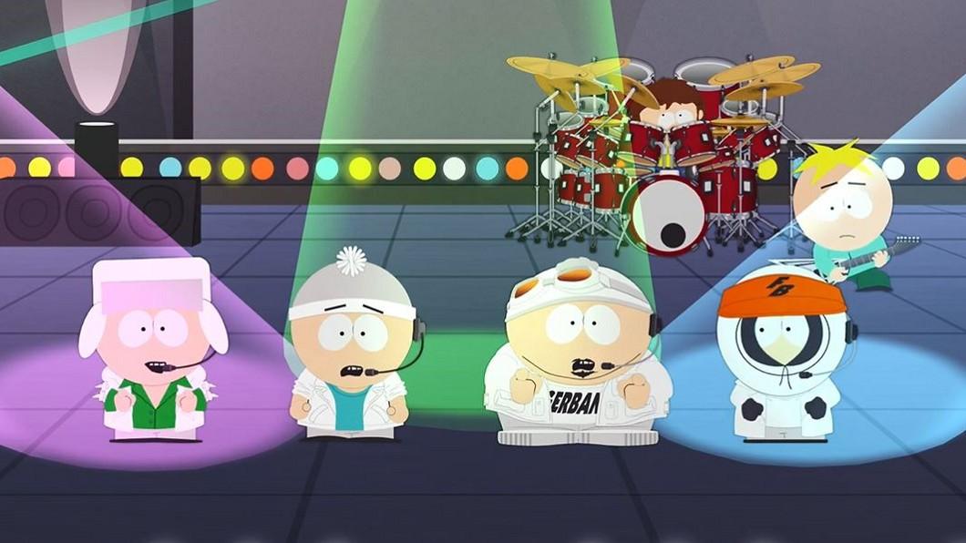圖/翻攝自South Park Studios 「南方四賤客」遭大陸封殺 製作人發反諷道歉聲明