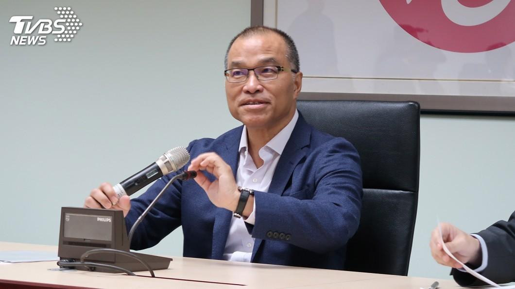圖/中央社 傳韓國瑜16日請假投入大選? 葉匡時:未被告知