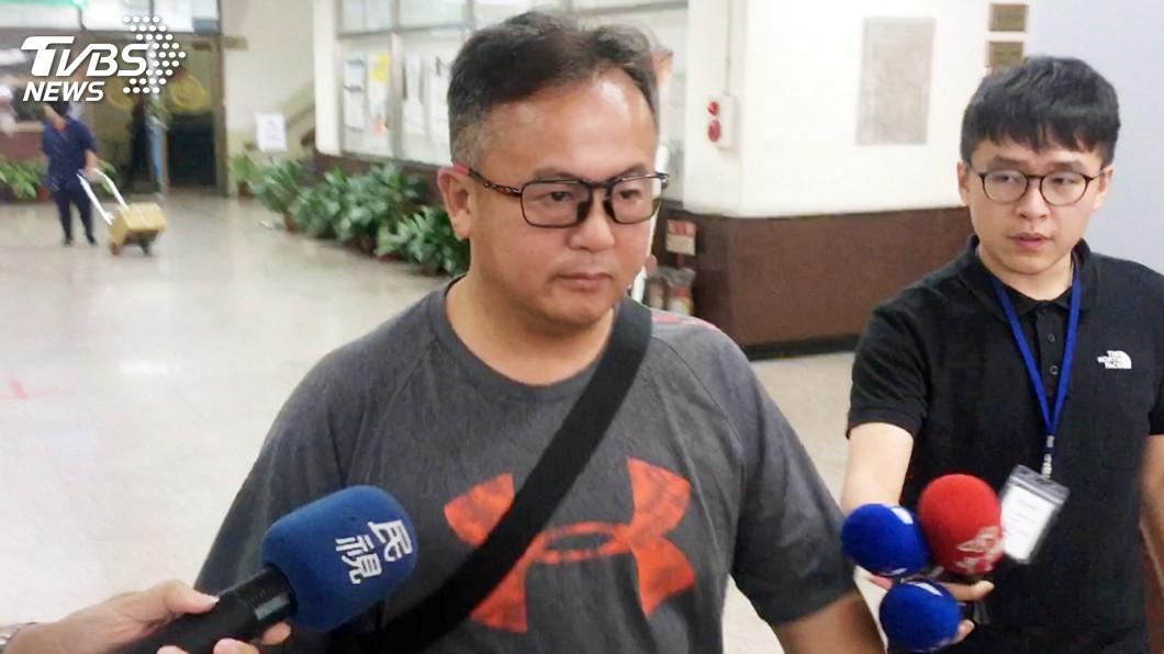 圖/中央社 前職棒球星王傳家被控通姦案 二審無罪確定
