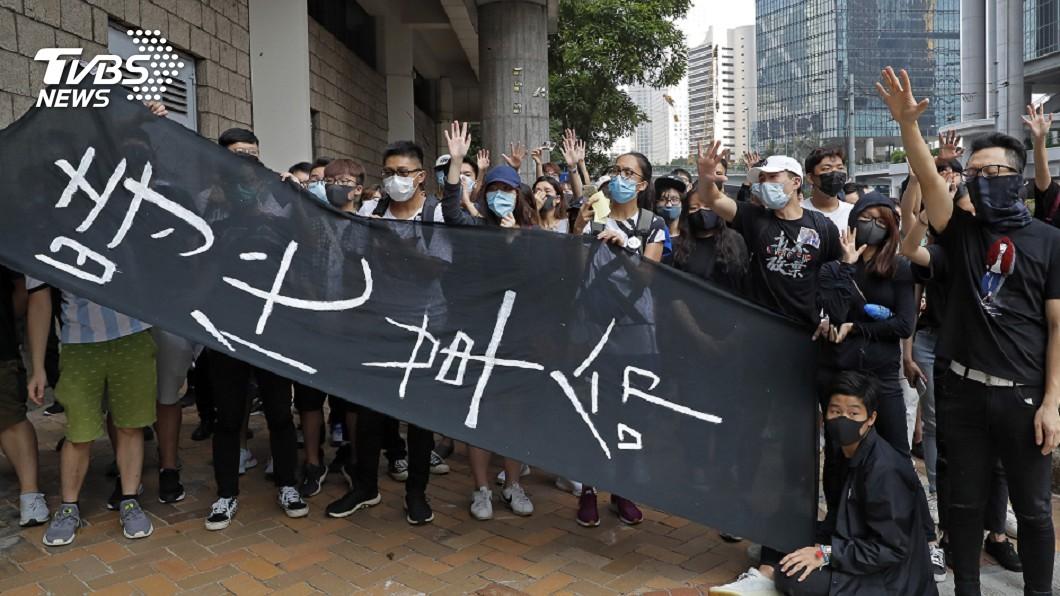 圖/達志影像美聯社 「香港輸了是一輩子的事」 聰哥霸氣回應禁賽