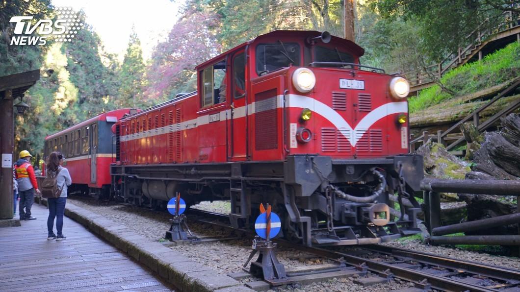 圖/阿里山林鐵及文資處提供 阿里山林鐵平交道改善完成 10/10恢復行駛