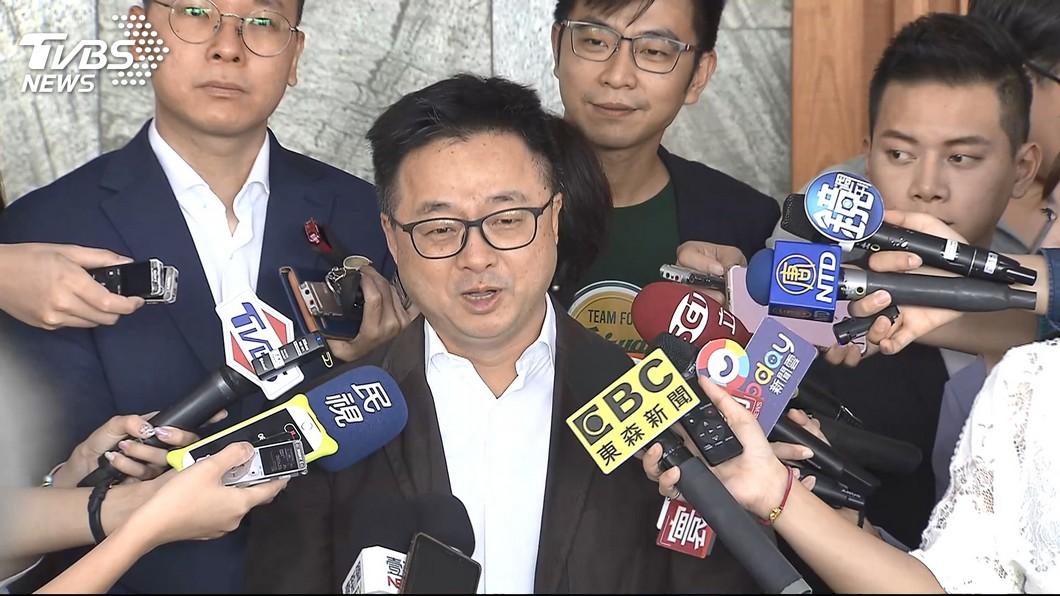 圖/TVBS 羅文嘉籲票別投小黨 他怒譙傲慢:準備完蛋吧
