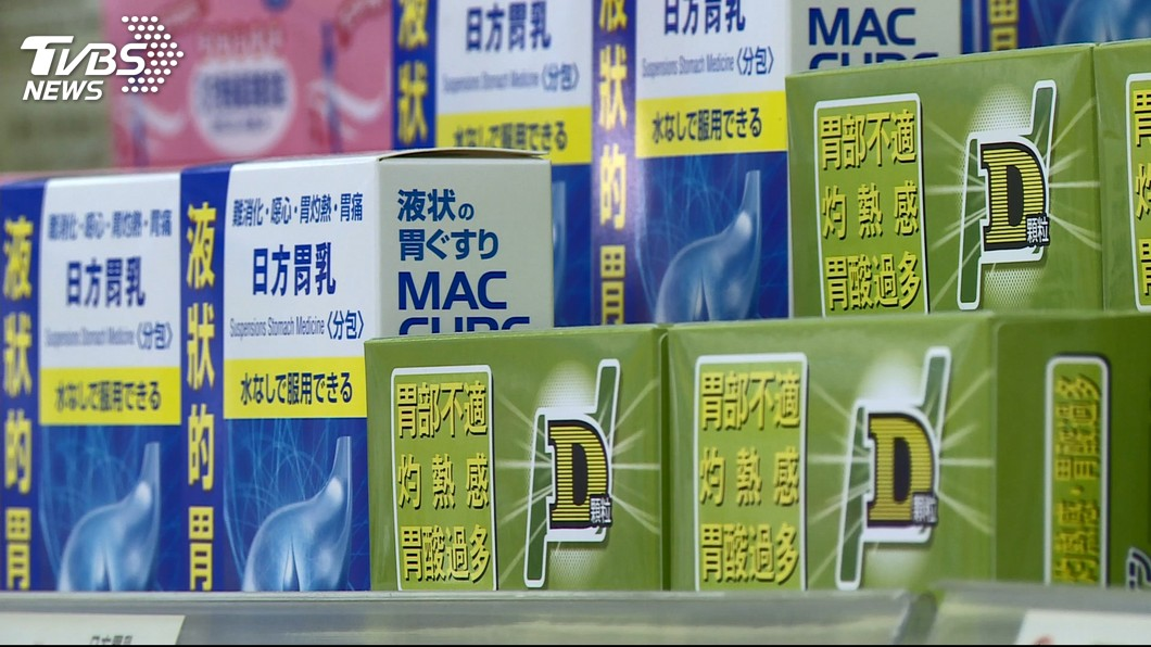 圖/TVBS 藥妝商機兩千億 西門、信義商圈積極展店
