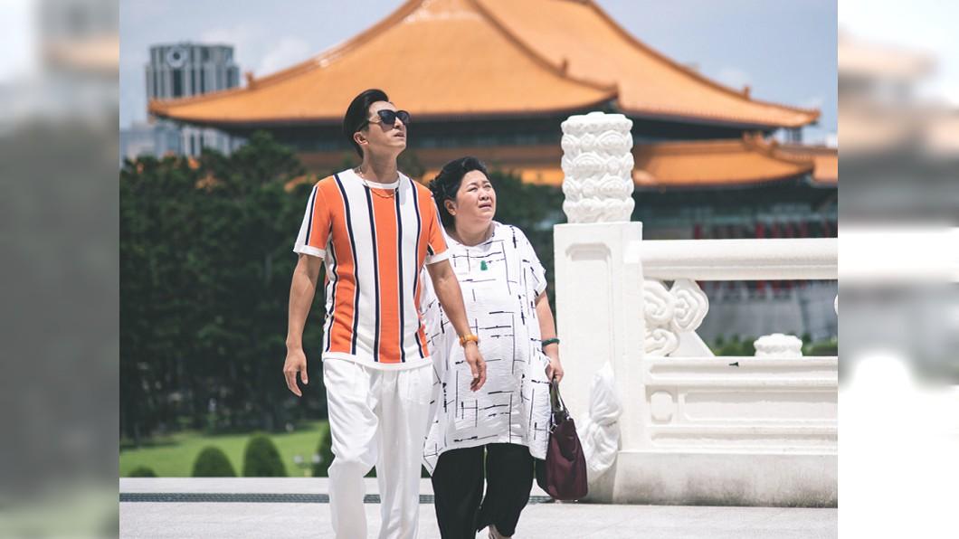 鍾欣凌將在新劇中飾演王少偉的媽。圖/公視提供 諧星視后新戲曝光 竟超齡演王少偉的「媽」!