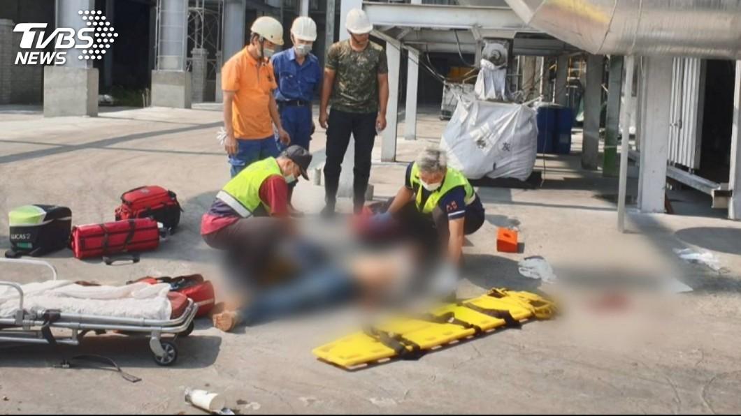 沒安全措施! 3作業員從20公尺高墜車亡