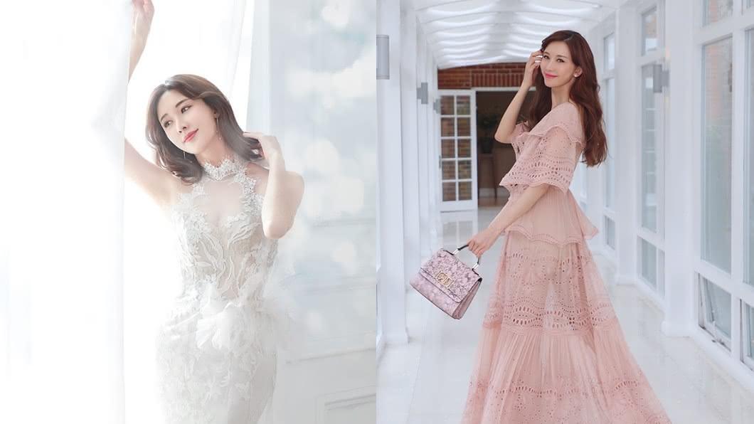 林志玲6月閃嫁的日本藝人Akira。圖/翻攝自林志玲臉書 林志玲嫁了 昔日「4大黃金剩女」只剩她1人!