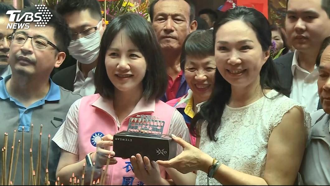 圖/TVBS 快訊/李佳芬海外拉票 10/23出訪菲律賓、越南