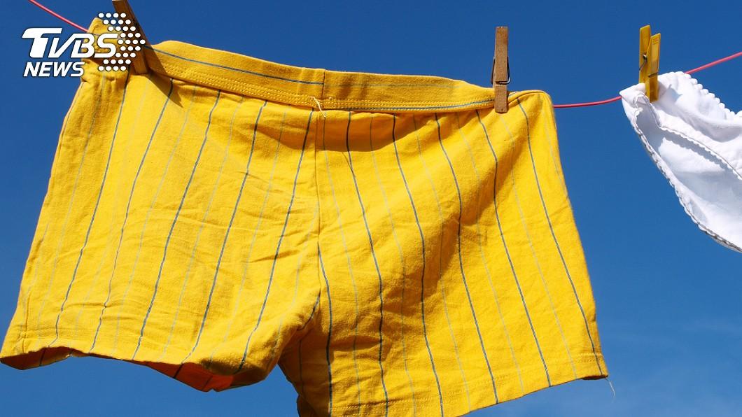 示意圖/TVBS 不洗內褲只靠「陽光高溫殺菌」 男子爆癢噴膿下場慘