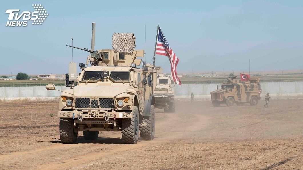 圖/達志影像路透社 艾爾段稱掌控第2座敘北要塞 川普令撤千名美軍