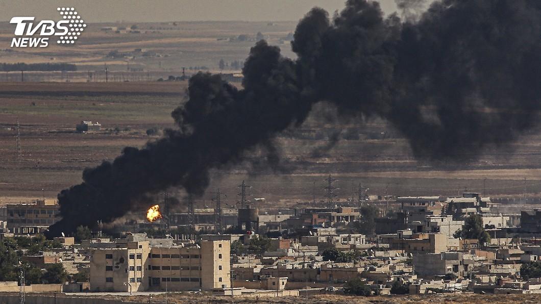 圖/達志影像美聯社 土耳其出兵攻打敘北庫德族 美最早可能本週制裁