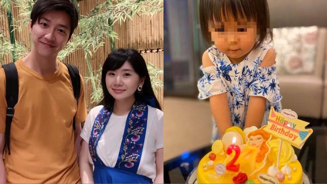 圖/翻攝自江宏傑臉書 為愛女慶生竟讓「岳母跪地上」?江宏傑挨轟不孝急澄清