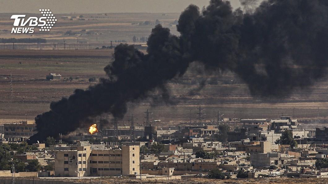 圖/達志影像美聯社 美軍撤敘土邊境混亂 庫德族人遭掃射身亡