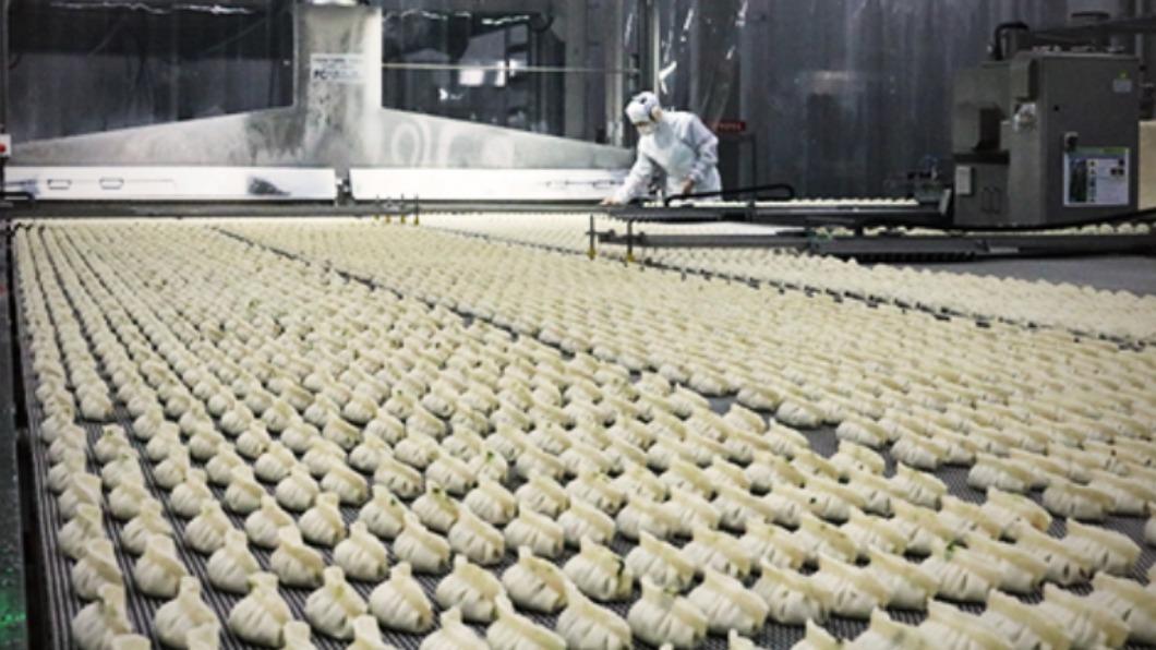 翻攝自/CJ Foods官網 韓國冷凍餃子行銷全球 龍蝦餡超薄皮