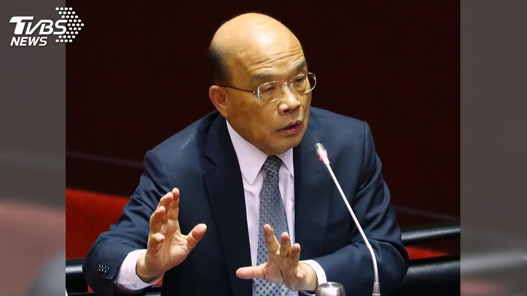 圖/TVBS,來源中央社 死刑執行令再起 蘇貞昌點名要槍決他們