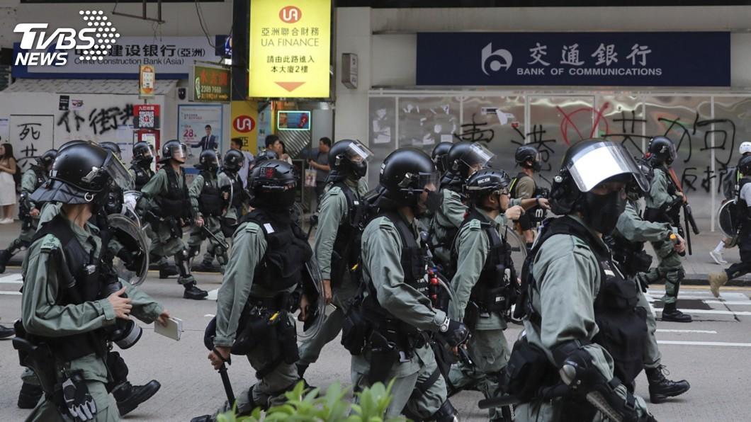 圖/達志影像美聯社 反送中風暴波及 香港店鋪租金創21年最大跌幅