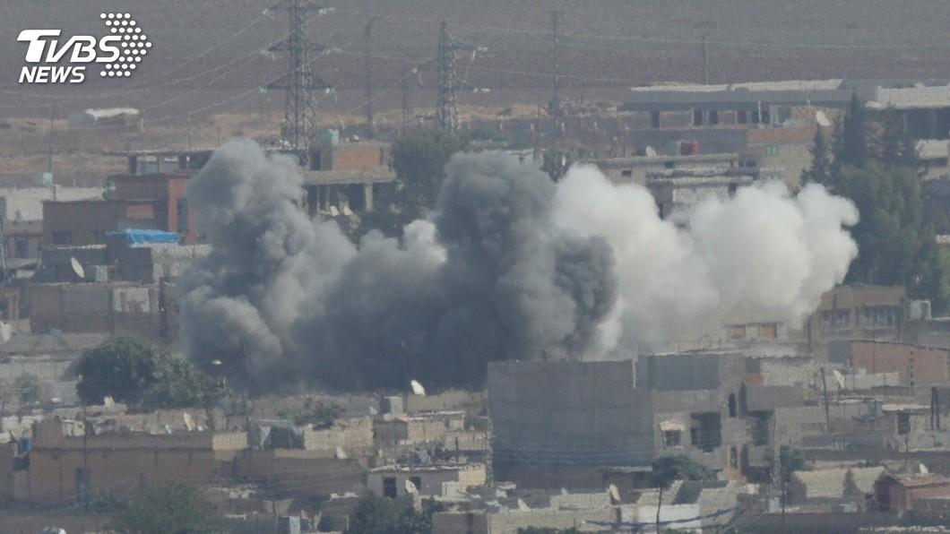 圖/達志影像路透社 土耳其、敘利亞衝突一觸即發 俄羅斯搖身維和