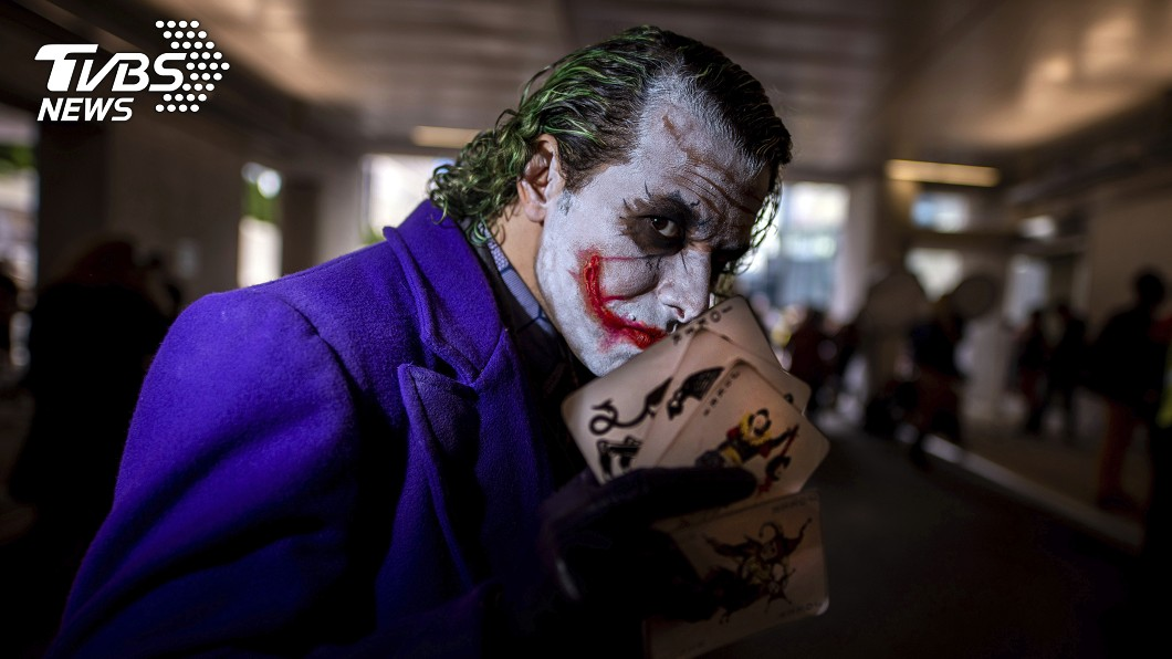 示意圖/達志影像美聯社 《小丑》主角經典驚悚狂笑 醫揭:是罕病