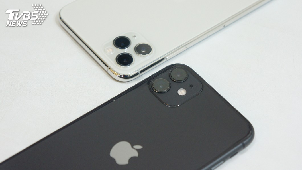 圖/中央社 iPhone 11需求優預期 分析師:避關稅提前拉貨