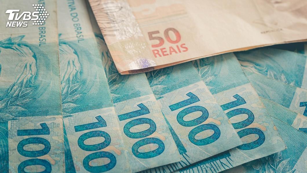 示意圖/TVBS 巴西貧富懸殊 一半人口平均月入約6000元