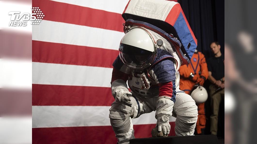圖/達志影像美聯社 維珍銀河發布新太空衣!穿一整天都舒服