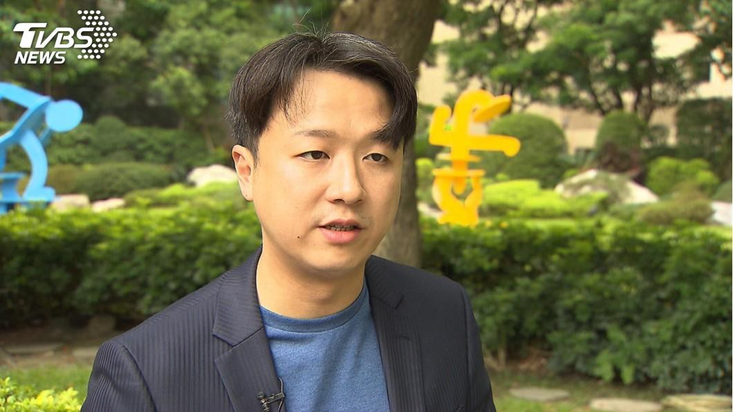 圖/TVBS 國民黨中常會一致通過 開除李正皓、鄭佩芬黨籍