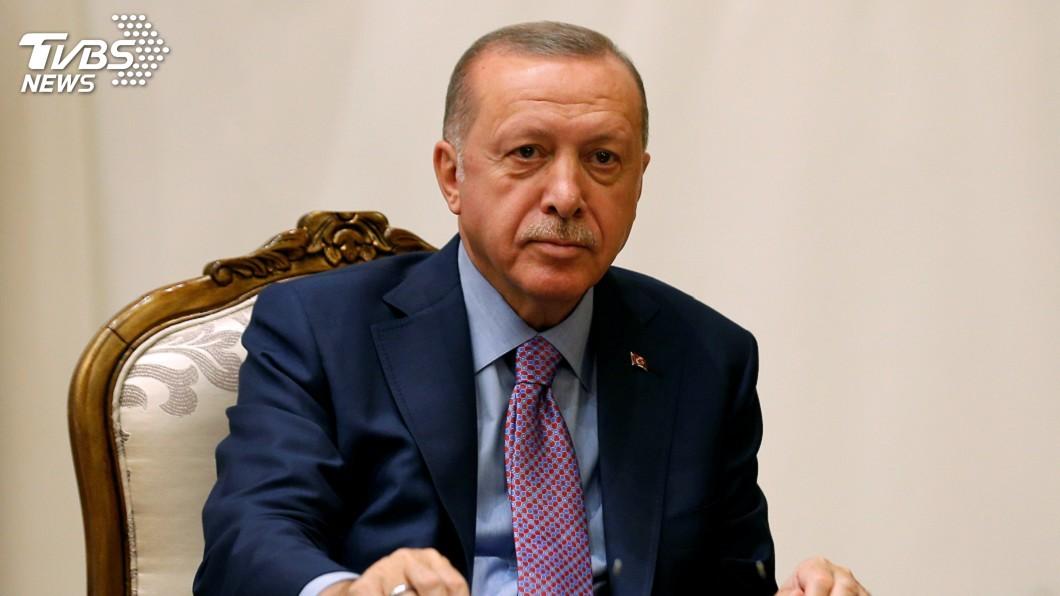 圖/達志影像路透社 土耳其同意停火5天 川普讚艾爾段做正確的事