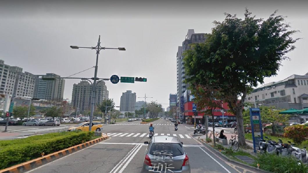 圖/翻攝自 GOOGLE MAP 住台中北屯區很幸福?當地人直言:聲色場所多