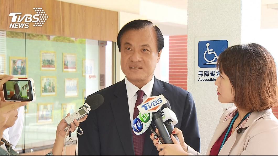 圖/TVBS資料畫面 被爆獲國營事業1600多萬大單 蘇嘉全女婿回應了