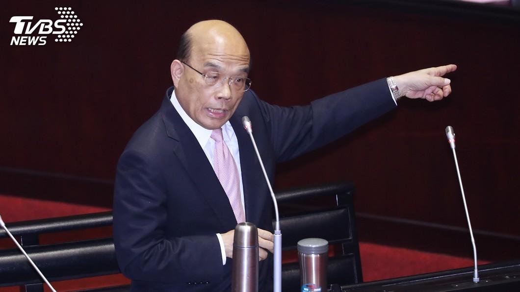 藍委盼有「經濟陳時中」 蘇貞昌:行政團隊我負責