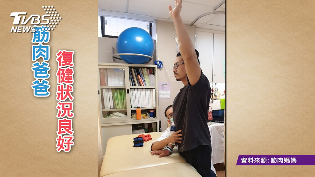 圖/TVBS提供  連健美選手都中風  小心這樣做罹病機率高5成!