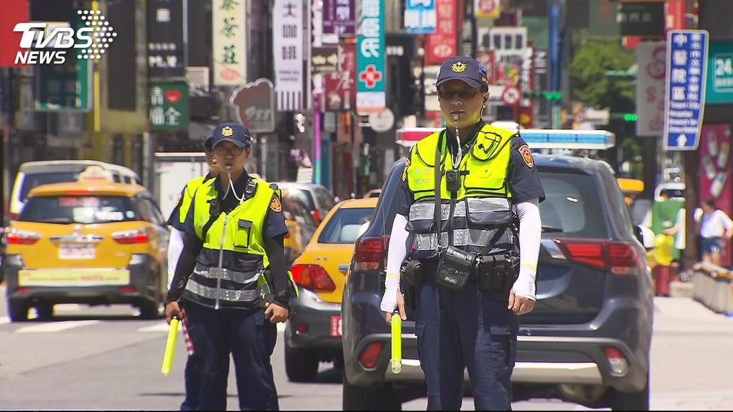 圖/TVBS 交通檢舉達人一年8千多件 實名制後數量更多!
