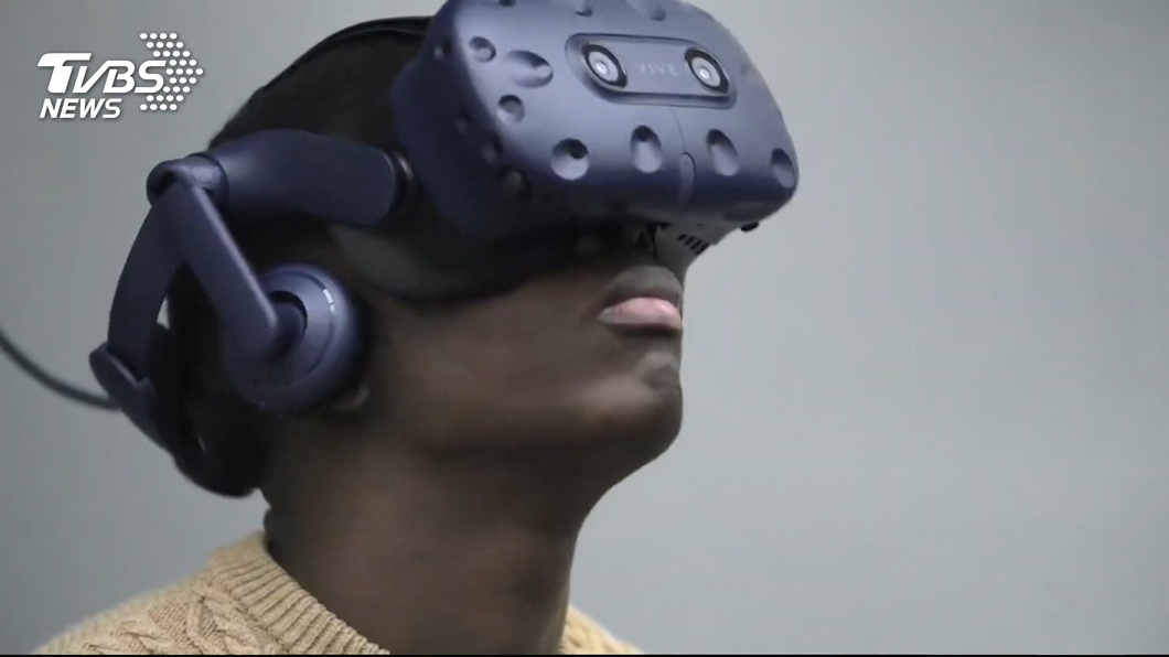 圖/TVBS 羅浮宮全新體驗! 用VR「貼近」欣賞蒙娜麗莎