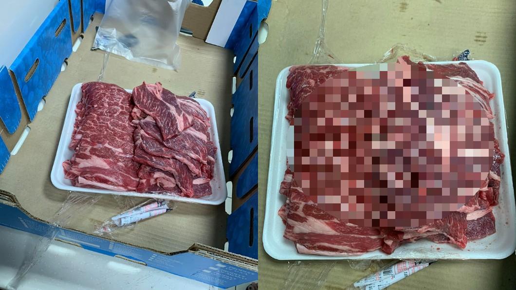 圖/翻攝自臉書社團「Costco好市多 商品經驗老實說」 買到發黑牛肉!行家解密「非壞掉」 網驚:長知識了