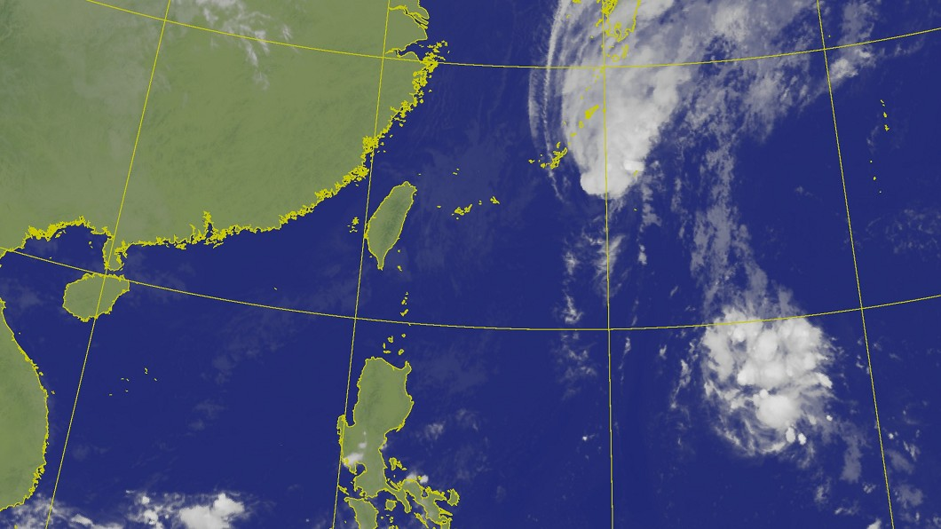 圖/中央氣象局 秋涼添衣備雨具 秒懂未來一週天氣
