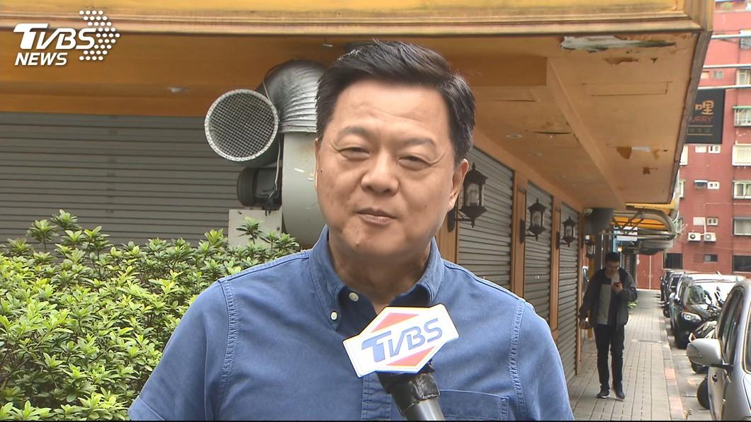 圖/TVBS資料畫面 只要韓國瑜當選 周錫瑋嗆:該坐牢的一個都跑不掉!