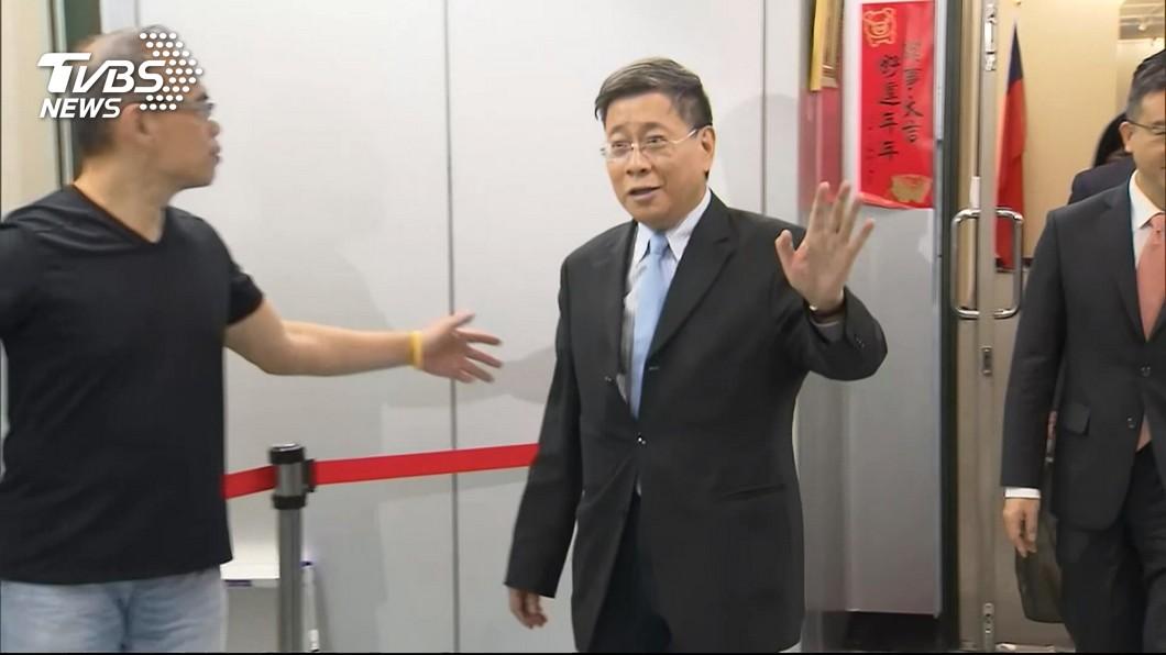 圖/TVBS 李文輝聽音樂會高規格維安? 北市:專業考量