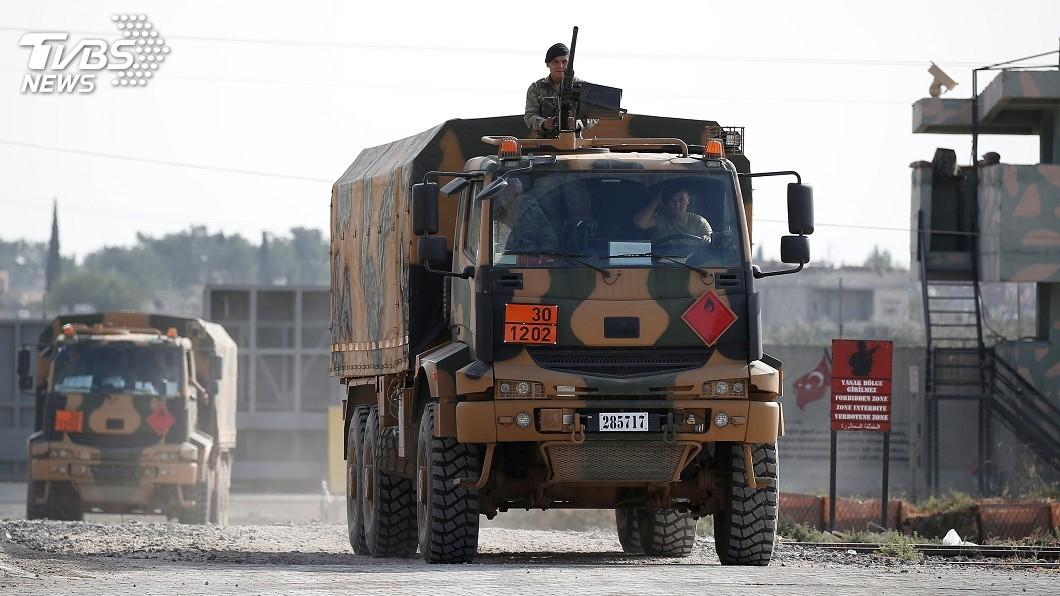 圖/達志影像路透社 敘北庫德族撤退期限將至 土耳其擬採下一步動作