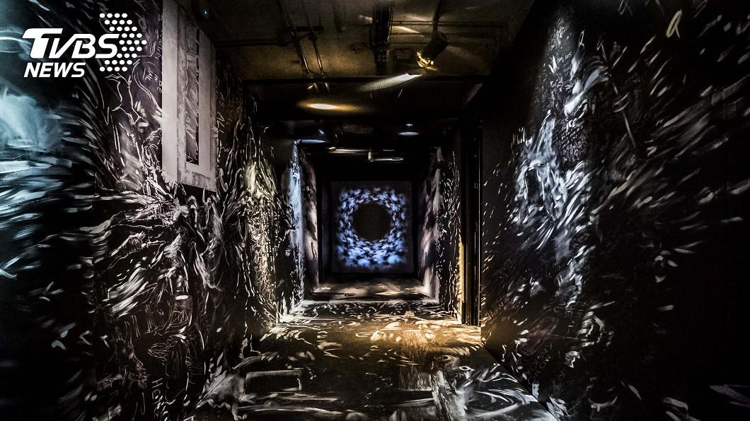 VR技術正結合藝術探索潛能 圖/中央社 【觀點】繞道藝術探索VR潛能