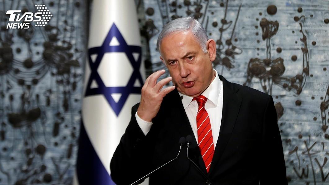圖/達志影像路透社 以色列新政府難產 尼坦雅胡組閣失敗換對手接棒