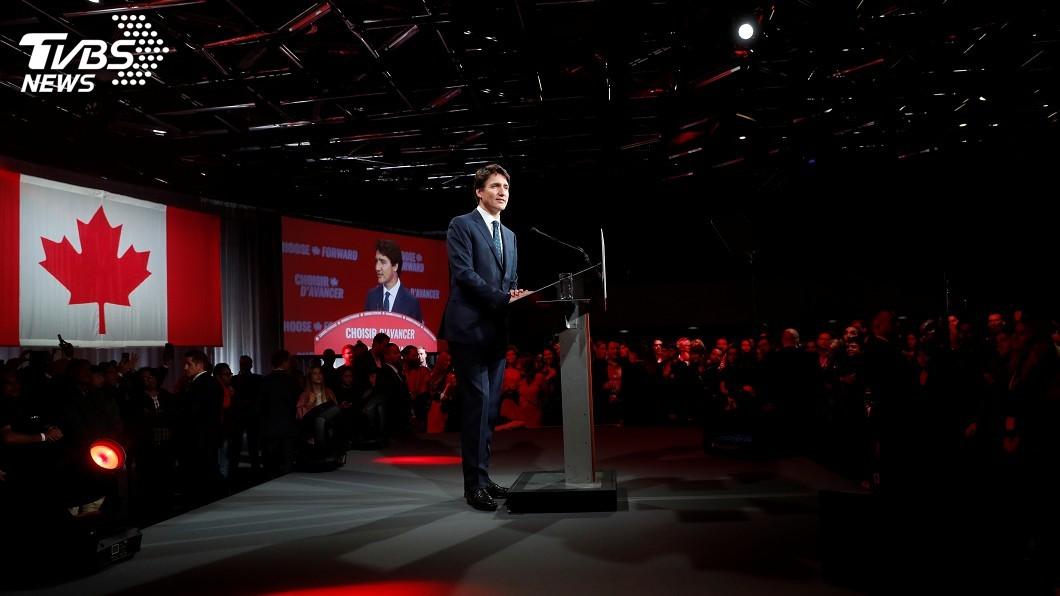 圖/達志影像路透社 加拿大國會大選落幕 加媒:自由黨將組少數政府