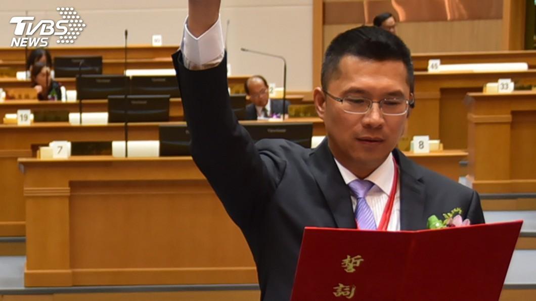 圖/中央社資料畫面 退民進黨 雲林縣副議長蘇俊豪:與人民站在一起